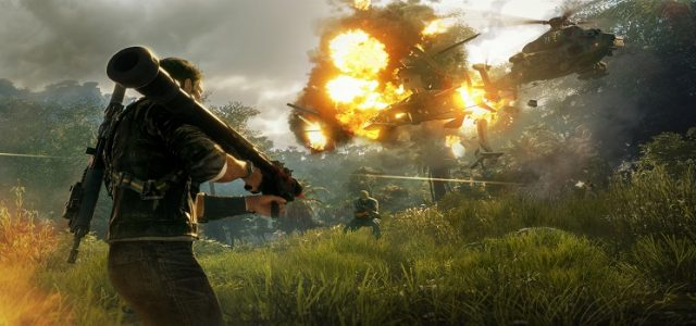 E3 2018: Just Cause 4'ten Yeni Video Geldi