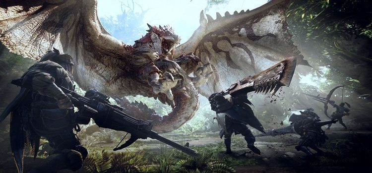 Monster Hunter: World Ağustos Ayında PC'de!
