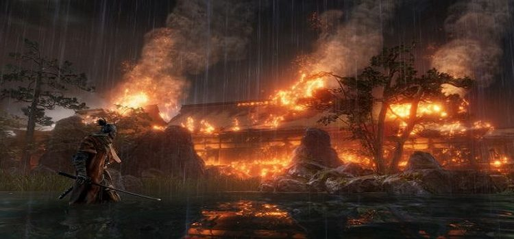 Sekiro: Shadows Die Twice Mart 2019'da Geliyor!