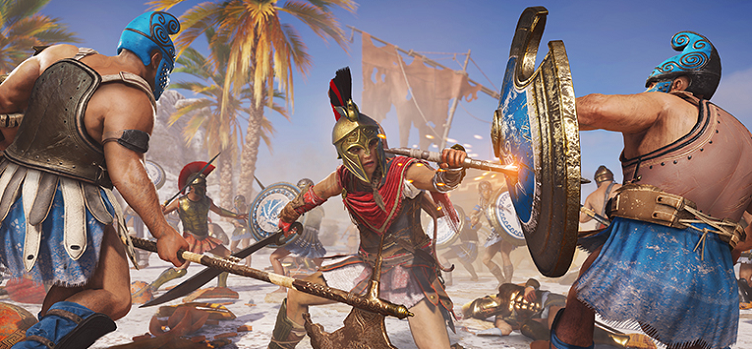 Assassin's Creed Odyssey'in Sistem Gereksinimleri Belli Oldu