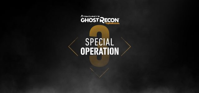 Ghost Recon Wildlands – Future Soldier