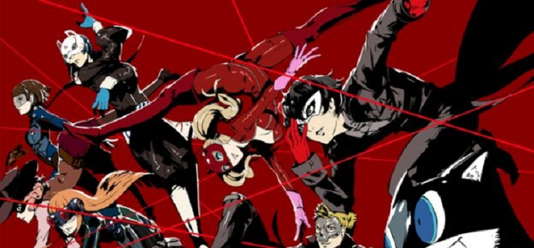Atlus, Persona 5: The Royal'i PlayStation 4 İçin Duyurdu!
