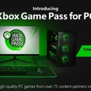 Microsoft'un Xbox Game Pass Servisi PC'ye Geliyor!