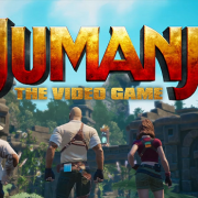 Jumanji: The Video Game Duyuruldu!