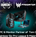 10. Rainbow Six Pro League Sezonu Acer Predator ile Yenileniyor!