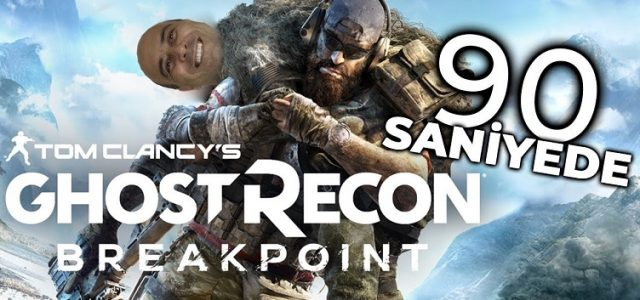 90 Saniyede Ghost Recon Breakpoint Beta!