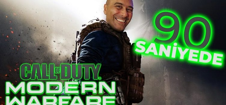 90 Saniyede Call of Duty: Modern Warfare Beta!