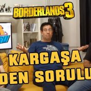 BANA BORDERLANDS 3'Ü SATIN!