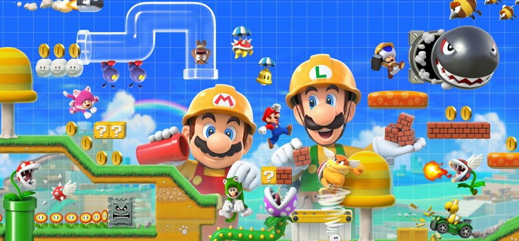 The Legend of Zelda'dan Link, Super Mario Maker 2'ye Katılıyor!