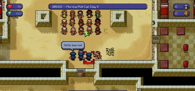 The Escapists Epic Games Store'da Ücretsiz!