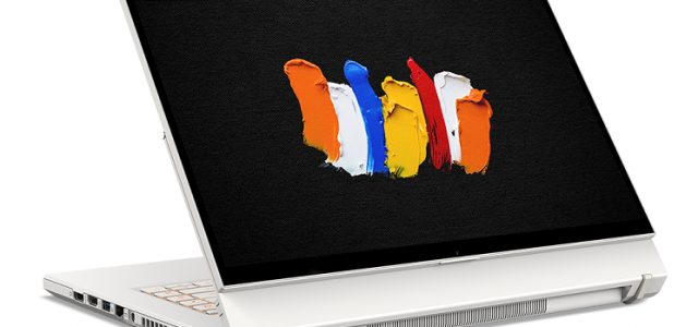 Acer'dan Yeni ConceptD Dizüstü ve İş İstasyonu Modelleri Geliyor
