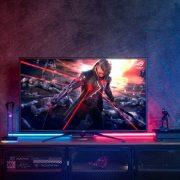 ASUS ROG'dan Display Stream Compression Teknolojisine Sahip Oyuncu Monitörleri!
