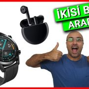 Huawei Watch GT 2 ve Huawei FreeBuds 3 İncelemesi