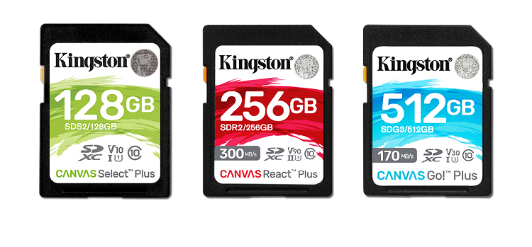 Kingston, CES 2020'de Yeni Ürünlerini Tanıttı