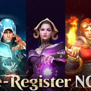 Netmarble'ın Yeni Strateji Oyunu Magic: ManaStrike Ön Kayıtları Açıldı