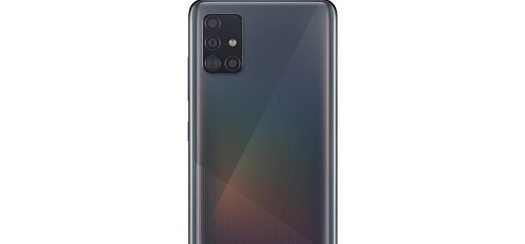 Samsung'un Yeni Galaxy A51 Modeli Türkiye'de!