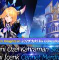 Seven Knights'a Yeni Özel Kahraman 'Skuld' Geldi!