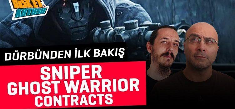 Sniper Ghost Warrior Contracts İlk Bakış