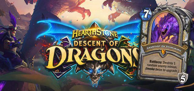 Hearthstone Descent of Dragons – Galakrond'un Dönüşü