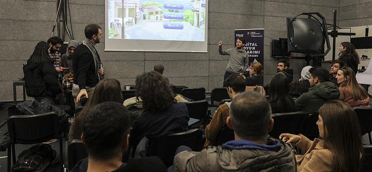İstanbul Bilgi Üniversitesi Global Game Jam Düzenledi!