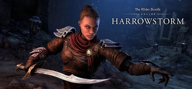The Elder Scrolls Online – Harrowstorm DLC'si PC'de Yayınlandı!