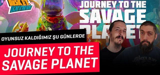 Journey to the Savage Planet | Çok Leziz bir Oyun!