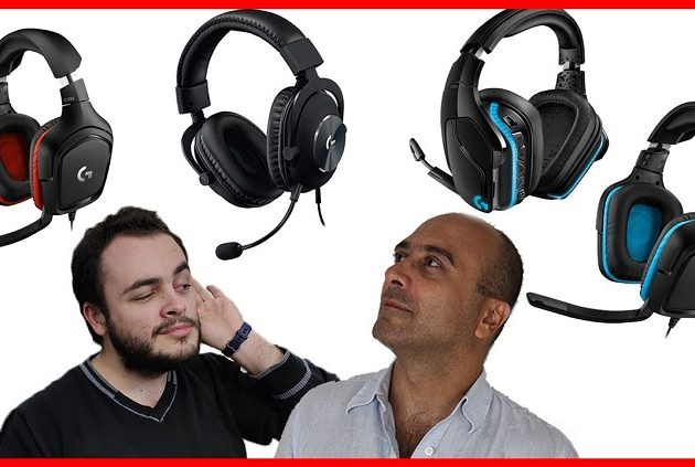 Logitech G332 – G432 – G635 – G Pro X Oyuncu Kulaklığı İncelemesi