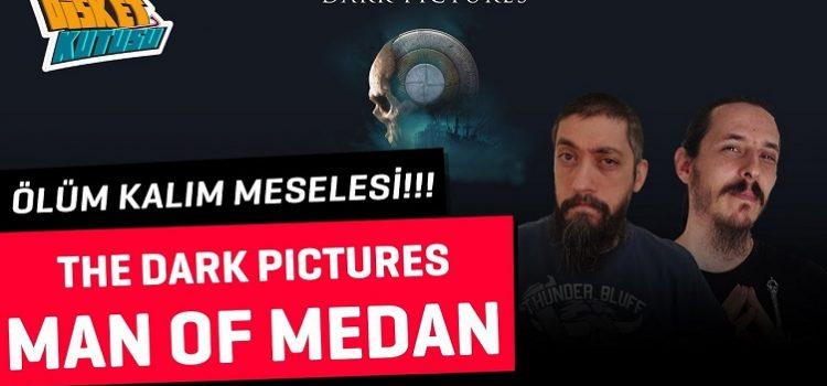 Man of Medan | Demirden Korksak Gemiye Binmezdik!