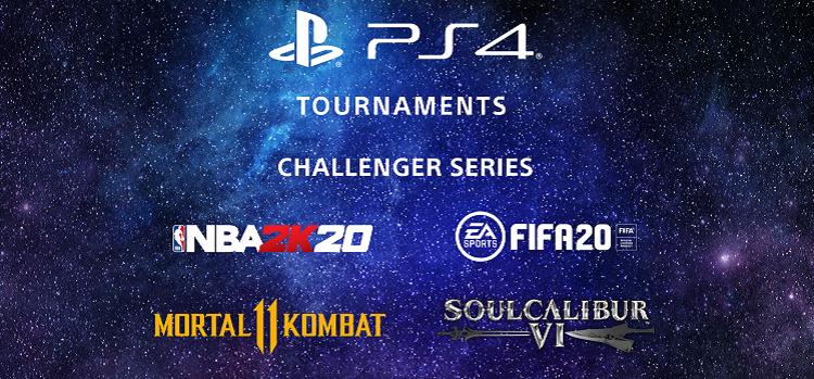 PS4 Turnuvaları NBA 2K20 ve SoulCalibur VI ile Devam Ediyor