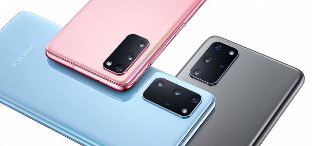 Samsung, Galaxy S20 Serisini ve Galaxy Z Flip Modelini Tanıttı!