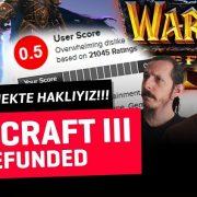 Warcraft 3 Reforged | Bardağı Taşıran Son Damla!