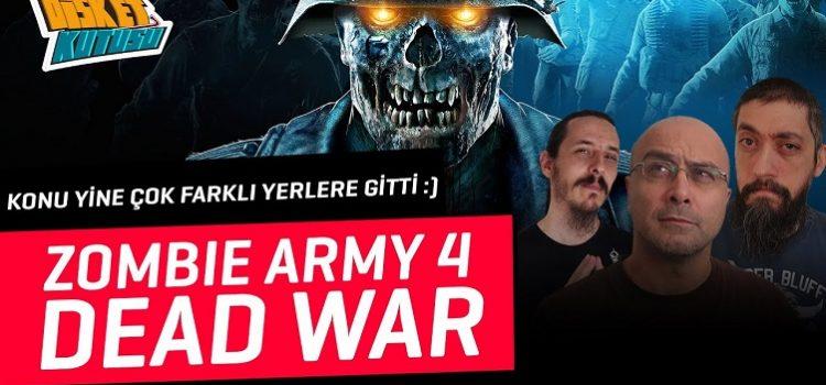 Zombie Army 4   Anlat Anlat Bitiremedik!