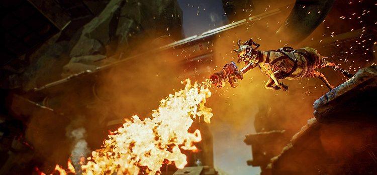 Goat of Duty Steam'de Ücretsiz!