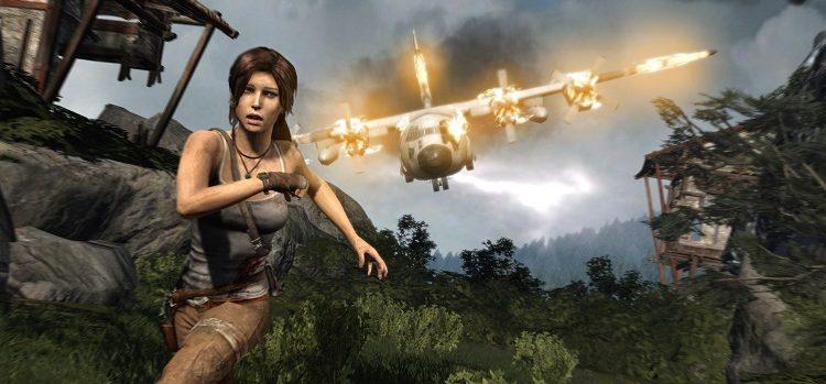 İki Lara Croft Oyunu Steam'de Ücretsiz!