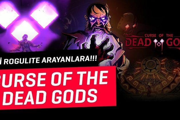 Curse of the Dead Gods | ROGUELITE ARAYANLARA GELSİN!