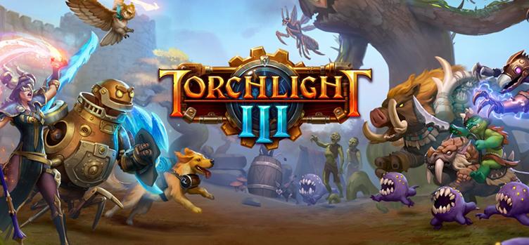 Torchlight 3 İçin Yeni Bir Fragman Yayımlandı