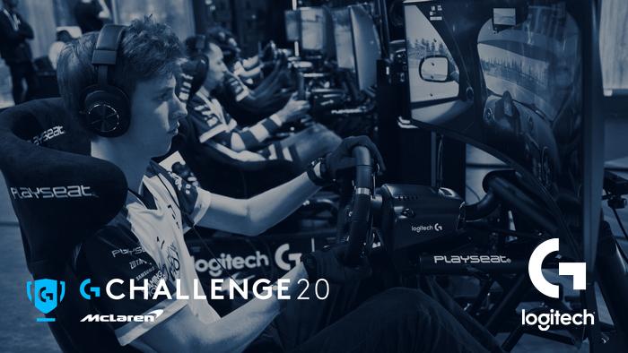 Türkiye, Logitech McLaren G Challenge 2020'ye Katılıyor - Fragtist