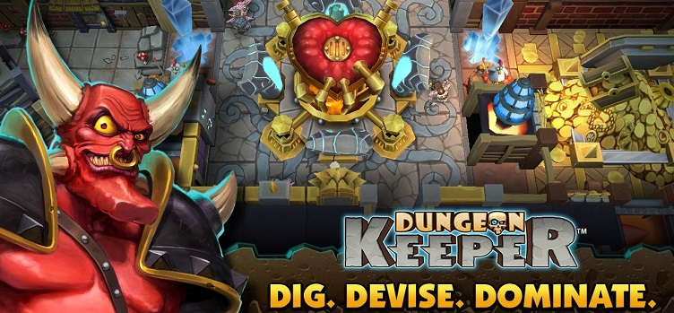 Dungeon Keeper Mobil İncelemesi