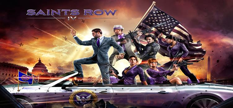 Saints Row 4 İncelemesi