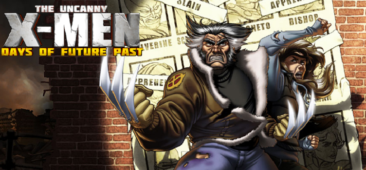 The Uncanny X-Men: Days of Future Past Oyunu Çıkıyor