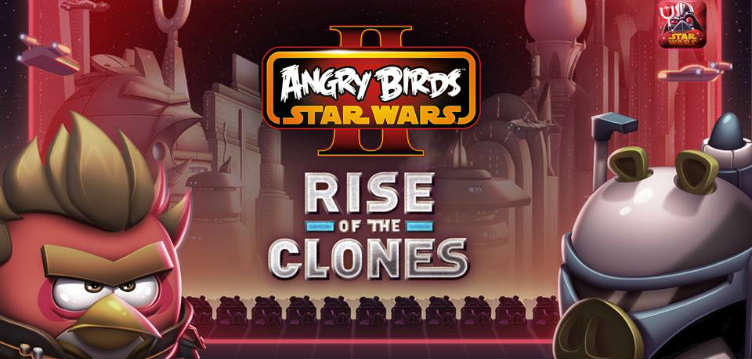 Angry Birds Star Wars 2: Rise Of The Clones