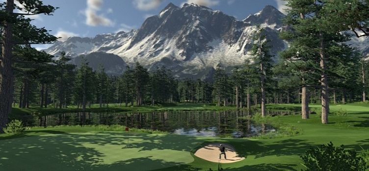 Sony'den PlayStation 4'e The Golf Club Geliyor