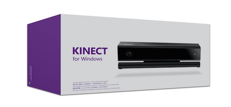 Kinect 2, Windows'a Geliyor