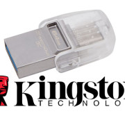 Kingston MicroDuo 3C'yi Duyurdu