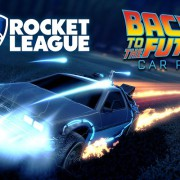 Rocket League'e Back to the Future Ek Paketi Geliyor
