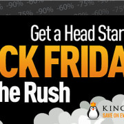 Kinguin'den Black Friday Kampanyası