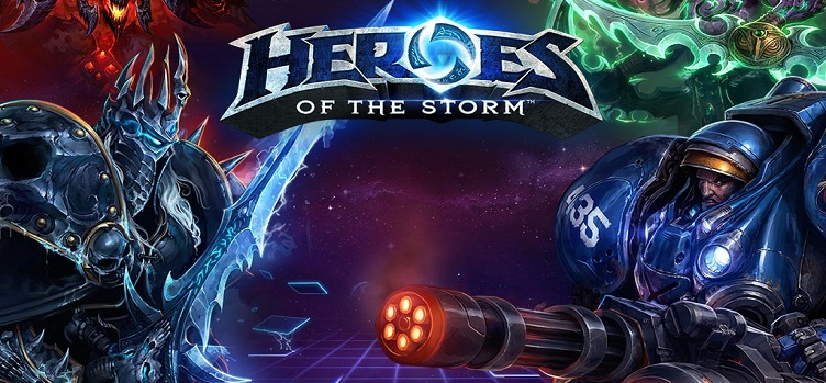 Heroes of the Storm Evreni Genişliyor!