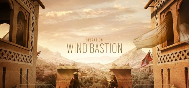 Rainbow Six Siege – Operation Wind Bastion Yayınlandı!