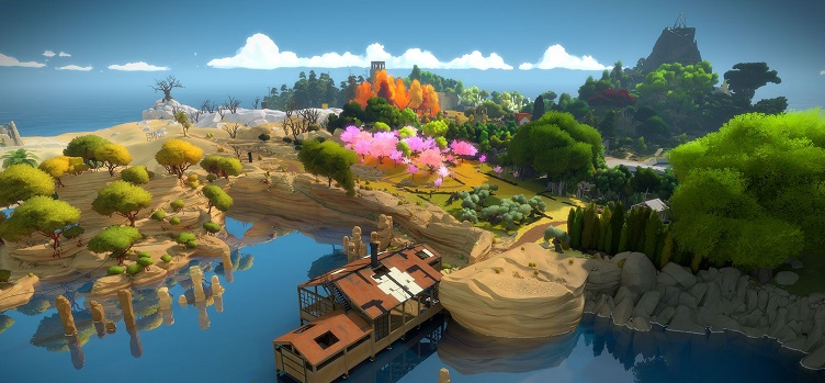 The Witness Epic Games Store'da Ücretsiz!