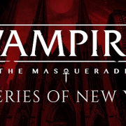 Vampire: The Masquerade – Coteries of New York Duyuruldu